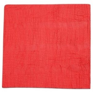 NWT Zara Basic Collection Red Scarf/Wrap
